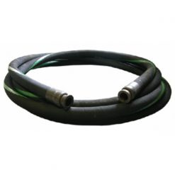 "SHOTCRETE HOSE, 2 1/2"" X 25' HEAVY-DUTY ENDS"