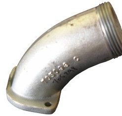 GOOSENECK ELBOW FOR GUNITE MACHINE