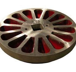 GUNITE FEED BOWL, FLEX-LITE