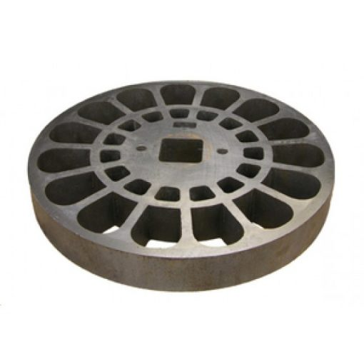 "GUNITE WEAR PLATE, 2"" PREMIUM ROUND"