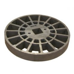 "GUNITE WEAR PLATE, 2"" PREMIUM SQUARE"