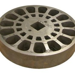 "GUNITE WEAR PLATE, 3"" PREMIUM ROUND"