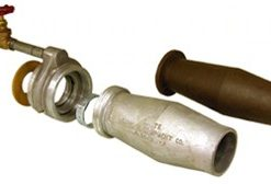 "GUNITE NOZZLE, 2"" ASSEMBLY, RIDLEY TIP"