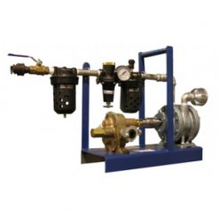 PUMP, WATER BOOSTER, 5 H.P.