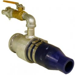 "NOZZLE, 2 1/2"" SHOTCRETE ASSY HEAVY-DUTY"