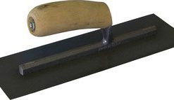 "GUNITE TROWEL, 4"" x 12"" GROUND RIVETS"