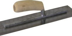 "GUNITE TROWEL, 4"" x 14"" EXPOSED RIVETS"